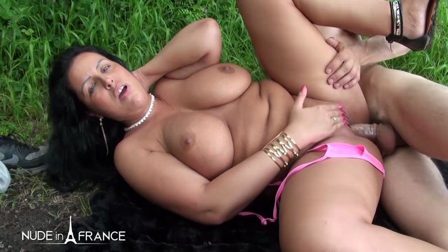 Tatyana Chubby - Amateur French Arab With Huge Naturel Boobs Gets Hard Fucked And Jizzed On Her b (France / Amateur) [HD 720p] - NudeInFrance.com