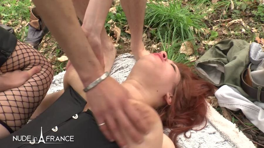 French Amateur Casting Anal
