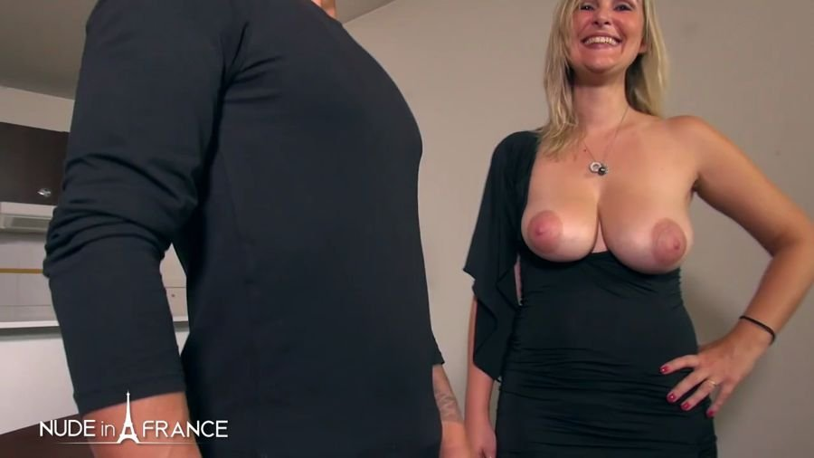 Tara Gorgeous - 30 Yo Blonde Nurse Gets Her Ass Pounded And Jizzed On Her Big Milky Breast For Her 1st c (France / Amateur) [HD 720p] - NudeInFrance.com