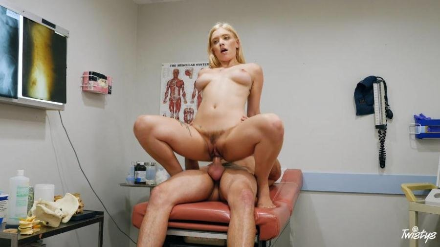 Giselle Palmer - Doctor's Office (All Sex / Blonde) [FullHD 1080p] - Twistys.com