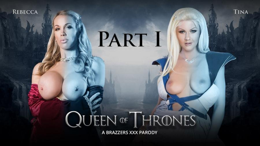 Rebecca Moore, Tina Kay - Queen Of Thrones - Part 1 (Threesome / Young) [SD] - ZZSeries.com