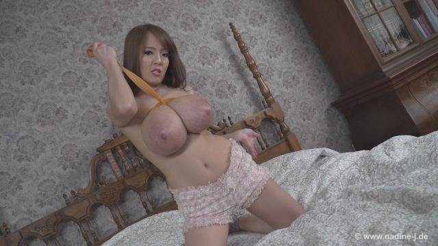 Hitomi - Bondage Games (Big natural tits / Asian) [HD 720p] - Nadine-J.de