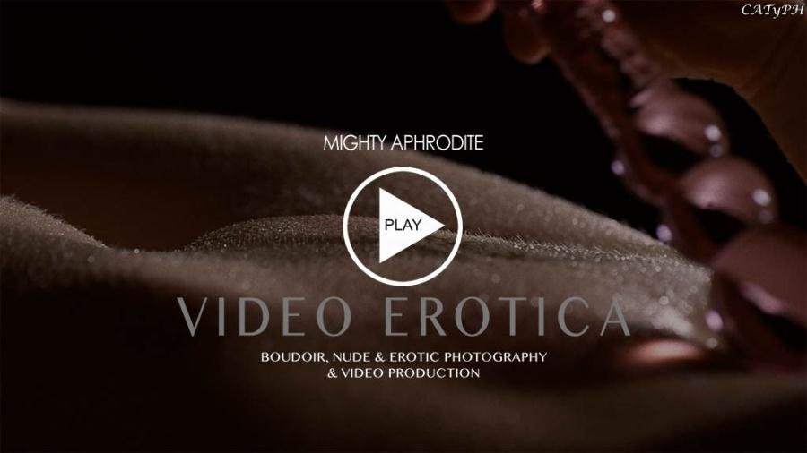 Tina - Wet Pleasures (Solo / Dildo) [FullHD 1080p] - MightyAphrodite.co.uk