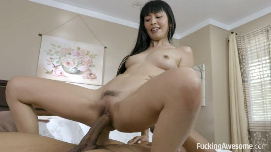 Marica Hase - Big Black Dick, Little Asian Chick (All Sex / Blowjob) [FullHD 1080p] - Fuckingawesome.com