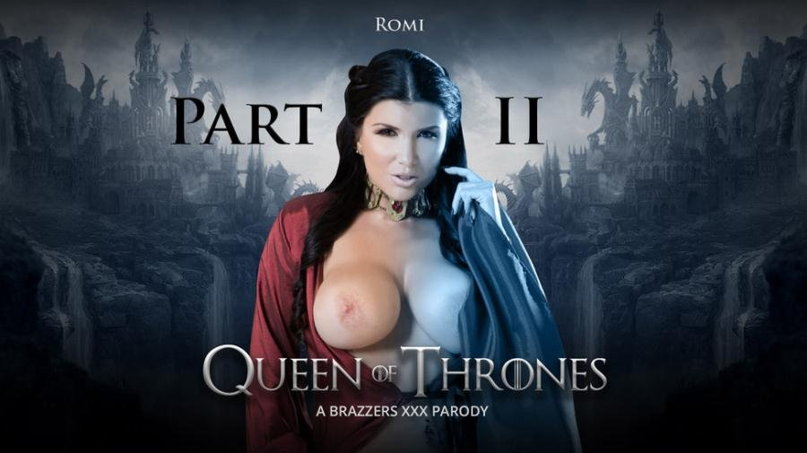 Romi Rain - Queen Of Thrones - Part 2 (A XXX Parody) (Anal / Parody) [SD] - ZZSeries.com