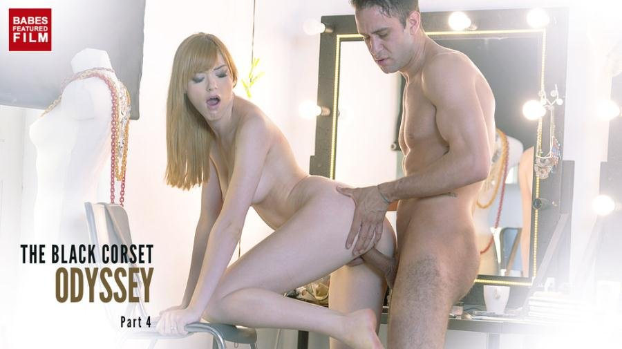 Anny Aurora - The Black Corset Odyssey Part 4 (Big Dick / Feet) [SD] - Babes.com