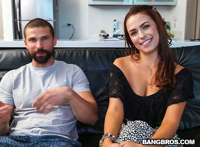 Fancy - Francy sucks and gets fucked (Latina / Young) [SD] - BangBros.com