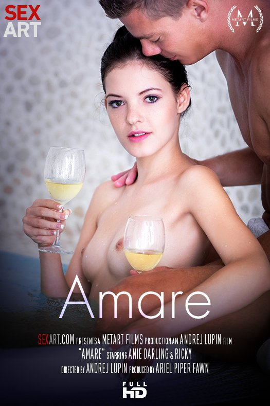 Anie Darling - Amare (Creampie / All Sex) [SD] - SexArt.com
