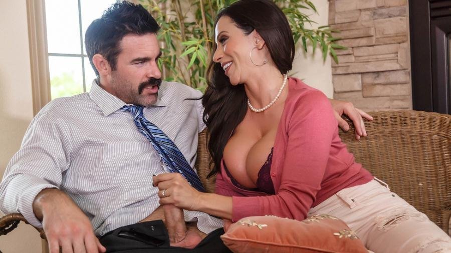 Ariella Ferrera - My Son s Teacher (Big Tits / Latina) [SD] - MommyGotBoobs.com