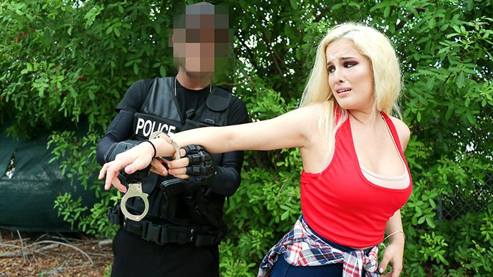 Mila Marx - Missing Teen Gets Found And Fucked (BDSM / Blonde) [SD] - Submissived.com
