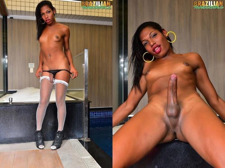 Marcinha Patty - Marcinha Patty [HD] - Brazilian-Transsexuals.com