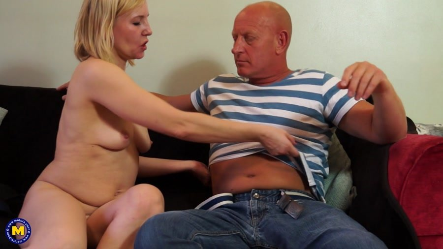 Fuck housewife mature cock sucking will know