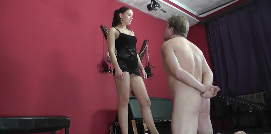 Mistress Anette - Dizziness from Anette (Femdom / Domination) [FullHD 1080p] - Cruel-Mistresses.com