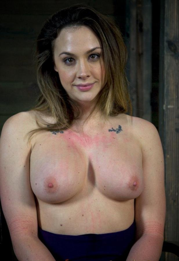 Chanel Preston, Matt Williams - Manhandled, Brutally deep throated, bound, crotch roped, Cum ripped from her body! [HD] - SexuallyBroken.com