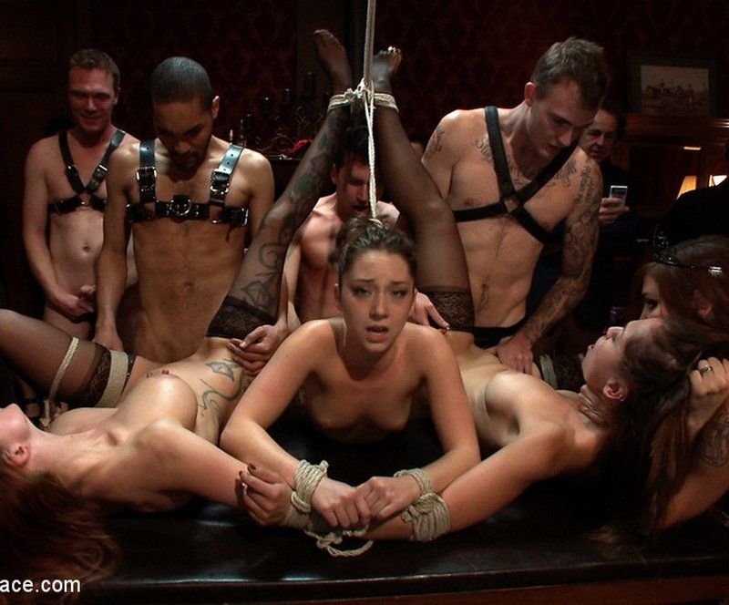 Remy LaCroix - Princess Donnas Birthday Bash Part 2!!!! [SD] - Kink.com