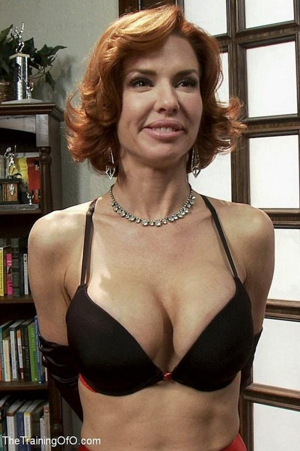Veronica Avluv - The Training of a Nympho Anal MILF, Day One [SD] - Kink.com