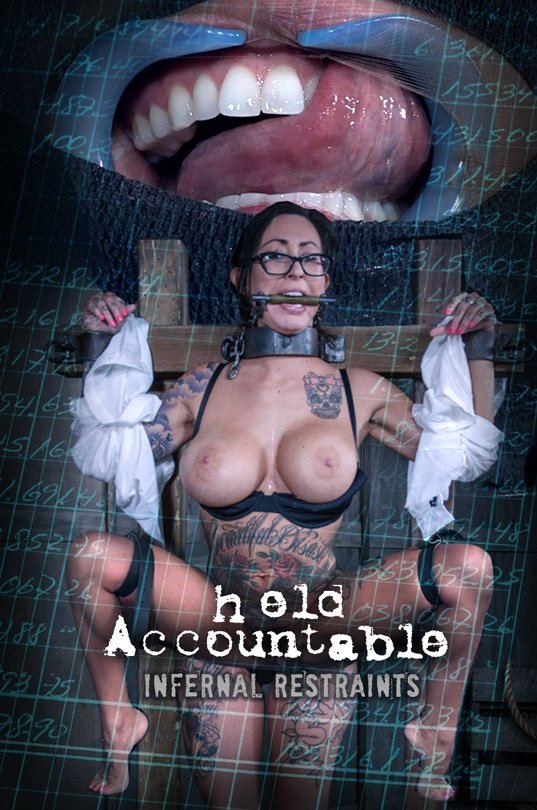 Lily Lane - Lily Lane - Held Accountable [HD] - InfernalRestraints.com