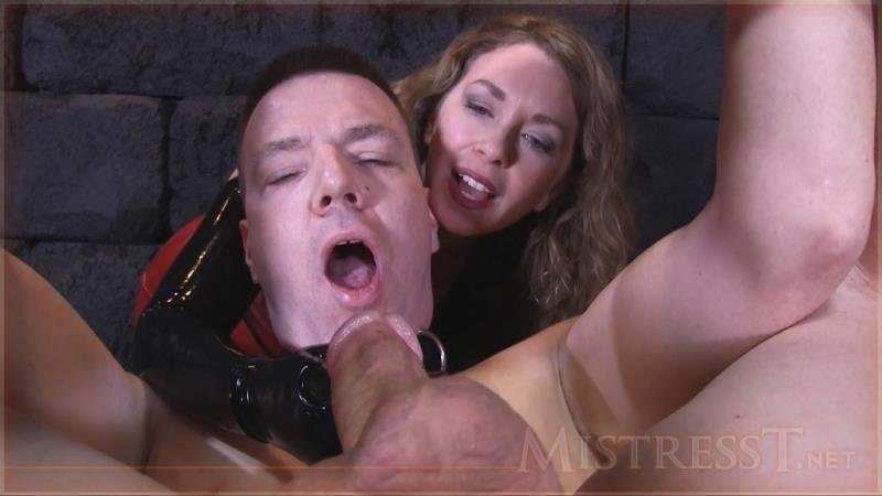 Mistress T - Extreme Humiliating Bound Milking! [HD] - Clips4Sale.com