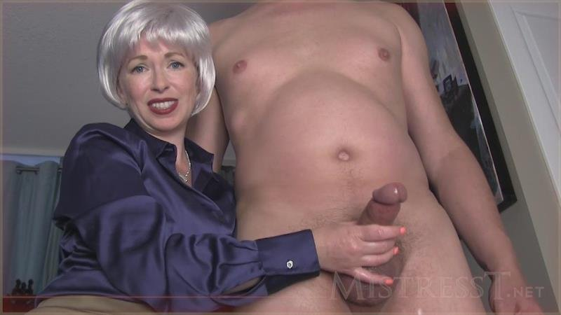 Mistress T - Mature cuckoldress takes younger lover [HD] - Clips4Sale.com