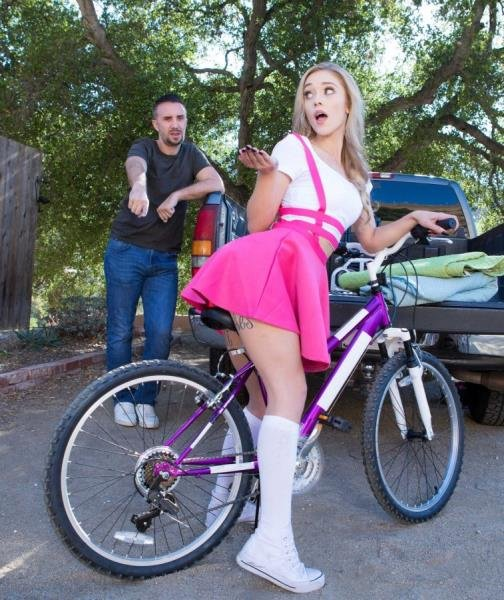 Kali Roses - Why She Likes To Bike [FullHD] - TeensLikeItBig.com/BraZZers.com