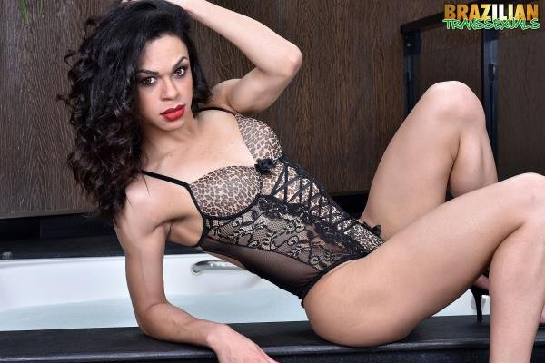 Chrystal - Chrystal Is Back In New Solo [HD] - Brazilian-Transsexuals.com