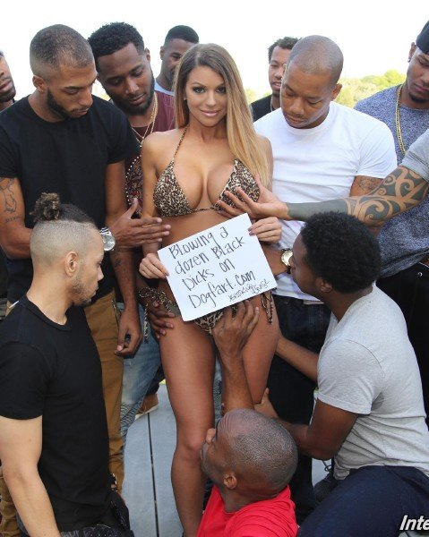 Brooklyn Chase - Brooklyn Chases Second Appearance (HD, HD 720p) [HD] - InterracialBlowbang/DogFartNetwork