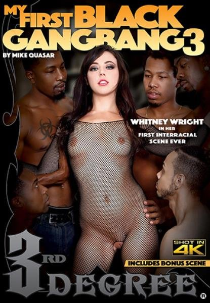 My First Black Gang Bang 3 / My First Black Gangbang 3 (2017/DVDRip)