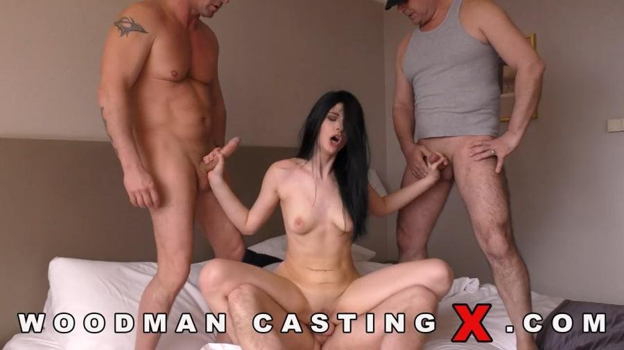 Alice Nice - Casting X 160 Updated (Anal, Foursome) [HD 720p] - WoodmanCastingX.com