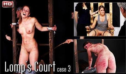 Anette, Minni Manga, Anna Derevjanko - Lomp's Court - Case 3 (BDSM, Spanking) [SD] - Mood-Pictures