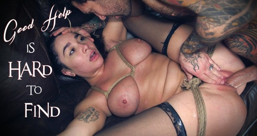Karlee Grey - Good Help is Hard To Find (BDSM, Domination, Anal) [HD 720p] - SexAndSubmission.com