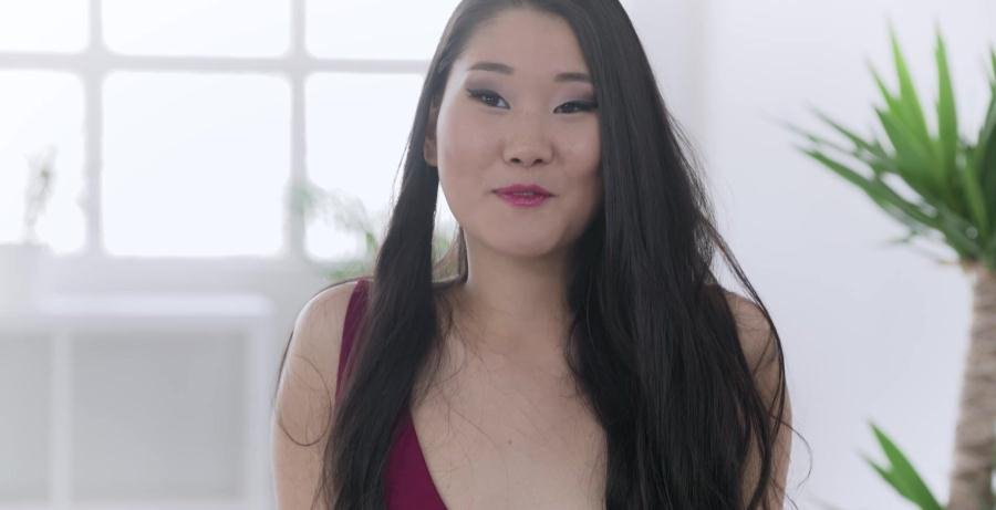 Katana - The Asian Katana in her first interracial (IR, Asian) [FullHD 1080p] - BlacksOnSluts.com