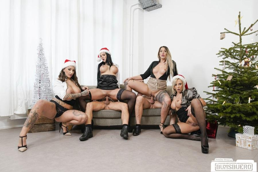 Mia Blow, Jolee Love, Lilli Vanilli - German babes Pt.2 (Group Sex, Hardcore, Uniform) [FullHD 1080p] - BumsBuero.com