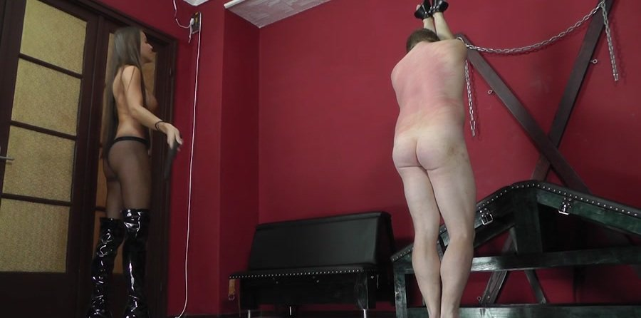Mistress Amanda - REACHING THE HIGH NOTE (Femdom, Humilation) [HD 720p] - Cruel-Strapon.com