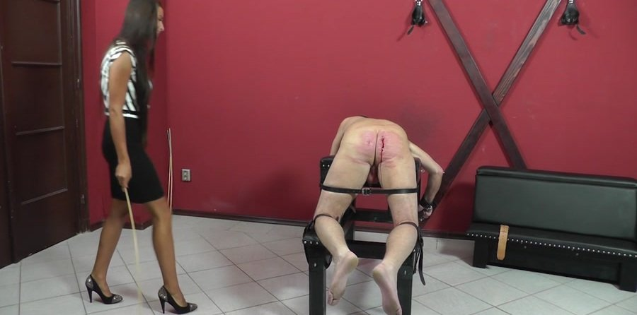 Mistress Amanda - STRICT BUSINESS (Femdom, Humilation) [HD 720p] - Cruel-Strapon.com