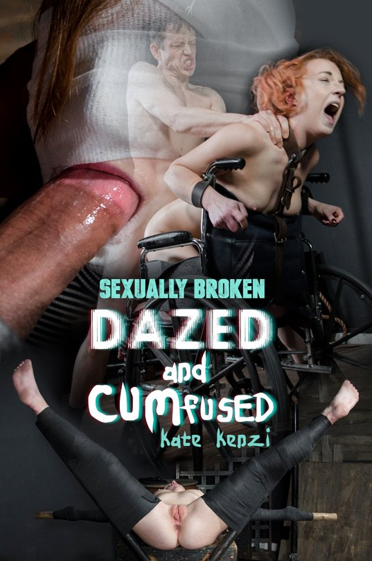 Kate Kenzi, Jesse Dean - Dazed And Cumfused (BDSM, Bondage) [HD 720p] - SexuallyBroken