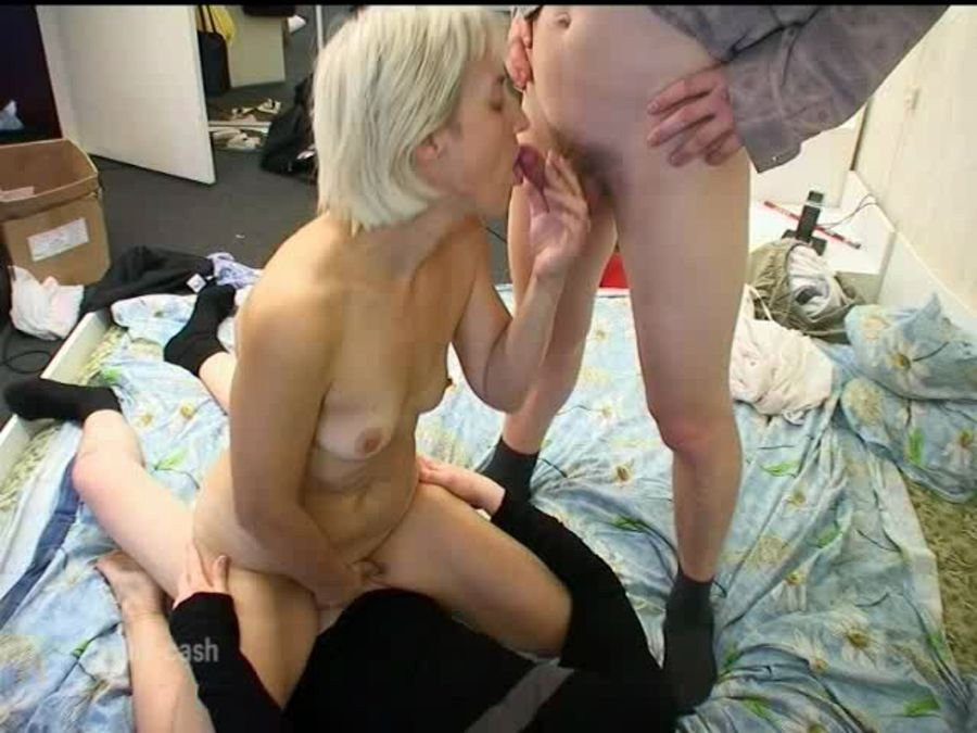 Amanda - Mature Threesome (Amateur, All Sex) [SD] - Homemade Sex