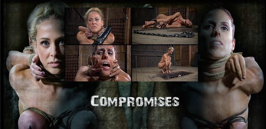 Cherie Deville and Lavender Rayne - Compromises, Part 3 (BDSM, Bondage) [HD 720p] - InfernalRestraints.com