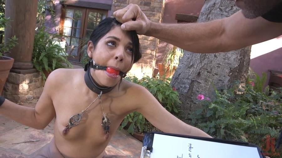 Gina Valentina, Ramon Nomar - Cunt Hunt (Bondage, Submission) [HD 720p] - KINK