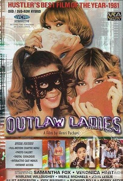 Outlaw Ladies 1 (1981/WEBRip/SD)