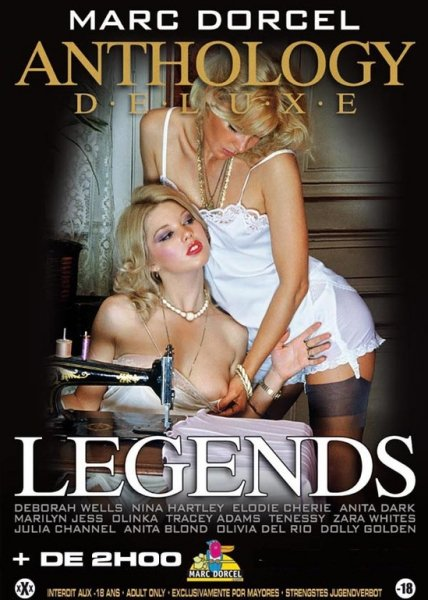 Legends Deluxe Anthology (2010/DVDRip)