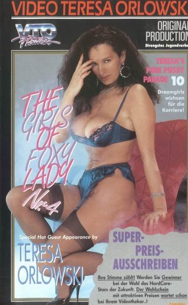 The Girls Of Foxy Lady 4 (1988/VHSRip)