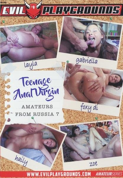 Teenage Anal Virgin Amateurs From Russia 7 (2017/WEBRip/SD)