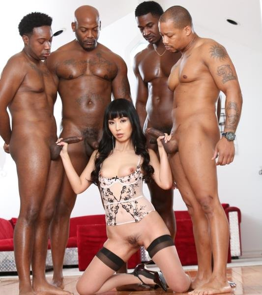 Marica Hase - Blacked Out 9, Scene 2 (Hardcore) [HD] - DevilsFilm.com