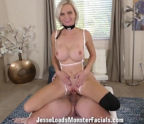 Astrid Star 3 - Jesse Loads Monster Facials Bts (Facial) [SD] - JesseLoadsMonsterFacials.com