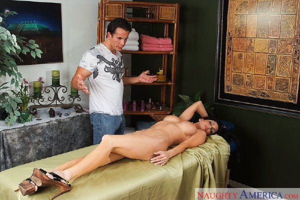 Jessica Jaymes - My Wifes Hot Friend (Blowjob) [SD] - MyWifesHotFriend.com/NaughtyAmerica.com