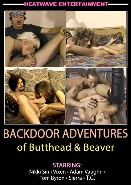 Backdoor Adventures Of Butthead And Beaver (1993/DVDRip)