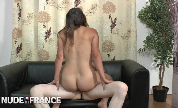 Amateurs - Horny French couple auditions for porn (Amateur) [SD] - NudeInFrance.com