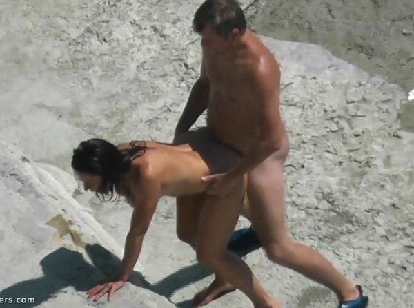 Amateurs - Beach Sex 683 (Amateur) [HD] - BeachHunters.com