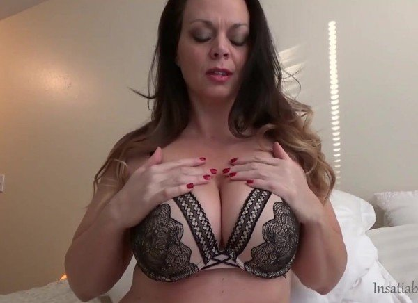 Diane Andrews - While Your Father Is At Church (POV) [HD] - InsatiableMilf.com/Clips4Sale.com/ManyVids.com