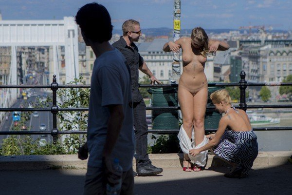 - Sexy Serbian Submissive Anal Slut Vyvan Hill (Group) [SD] - PublicDisgrace